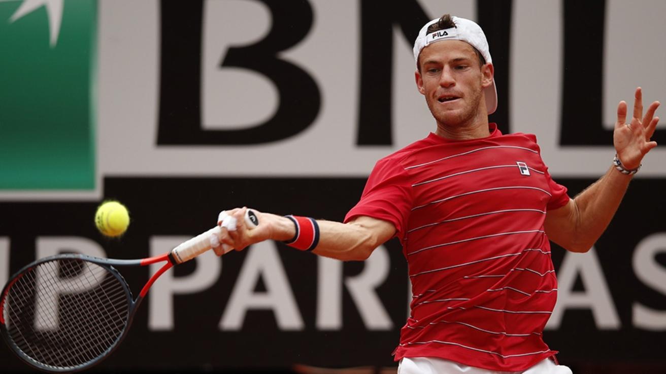 Schwartzman Cayo Ante Djokovic En La Final Del Masters 1000 De Roma El Territorio Misiones