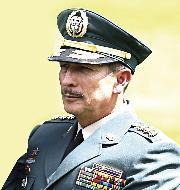 Inculpan al jefe del Ejército de   Colombia por muerte de civiles