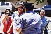 Santa Cruz fue citada a indagatoria por desobediencia