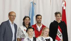Suiza presentó a su reina en sociedad