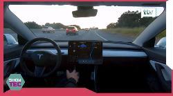 Carritos pre colisión de Ford, Autopilot Tesla Model 3, Black Paradox y GoPro 2 Billon