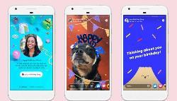 Facebook lanza las Historias de tarjetas de cumpleaños en todo el mundo