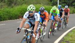El Ciclismo en Pista brilló en el velódromo de Apóstoles