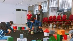 Arquitectura con ojos de niños, una propuesta del Parque del Conocimiento