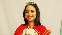 La Colectividad Portuguesa presentó a Janelis, su nueva Reina