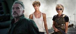 Terminator: Dark Fate, vuelven Schwarzenegger y Sarah Connor