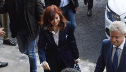Cristina Kirchner pidió autorización para no asistir a la próxima audiencia del juicio