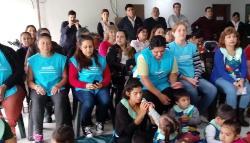 Entregan una ludoteca al municipio de Ituzaingó