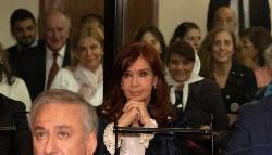 Cristina Kirchner, en el banquillo de los acusados: comenzó el juicio oral