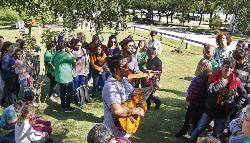 Misiones, presente en la caravana de la Cultura Viva Comunitaria
