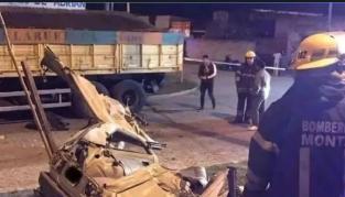 Persecución fatal: el fiscal general confirmó que la policía disparó contra el auto