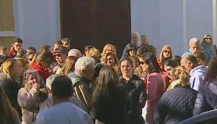 Persecución fatal: Despiden a las víctimas en San Miguel del Monte