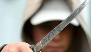 Investigan el hecho en el que un joven fue herido con arma blanca