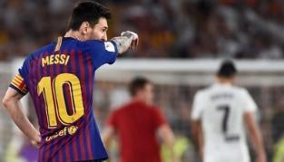 El Valencia le quitó la Copa del Rey al Barcelona