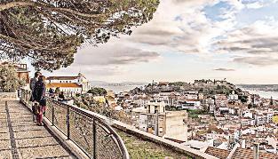 Portugal desde lo alto