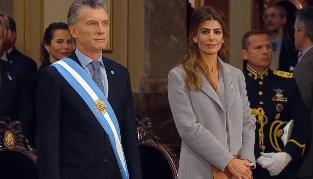 Ante Mauricio Macri, el arzobispo aseguró que es el momento de un gran pacto nacional
