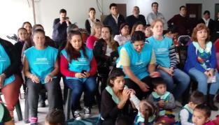 Primera Infancia: entregan una ludoteca al municipio de Ituzaingó