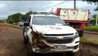 Persecución y detención de motochorros que robaron el celular de un menor en Posadas