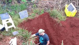 Continúa el estudio de suelos en el departamento de Ituzaingó