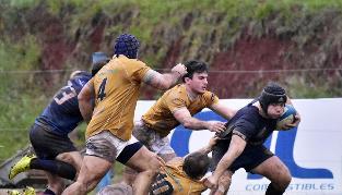 Regional de Rugby: Capri se hizo fuerte en casa y derrotó a Curne por 13 a 3
