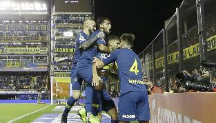 Boca venció 1 a 0 a Argentinos y jugará la final de la Copa de la Superliga