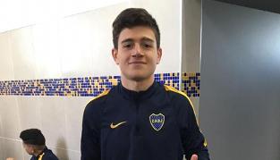 Santiago Del Valle, jugador posadeño que pasará a jugar en Boca
