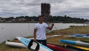Vázquez, el médico misionero que irá a los Juegos Panamericanos