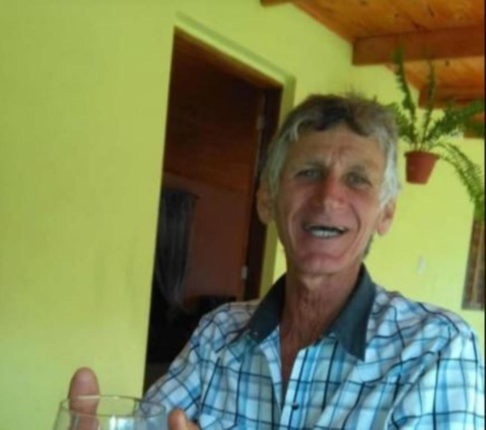 Fabiano Peters: Encontramos raro que mi papá salió sólo con el auto