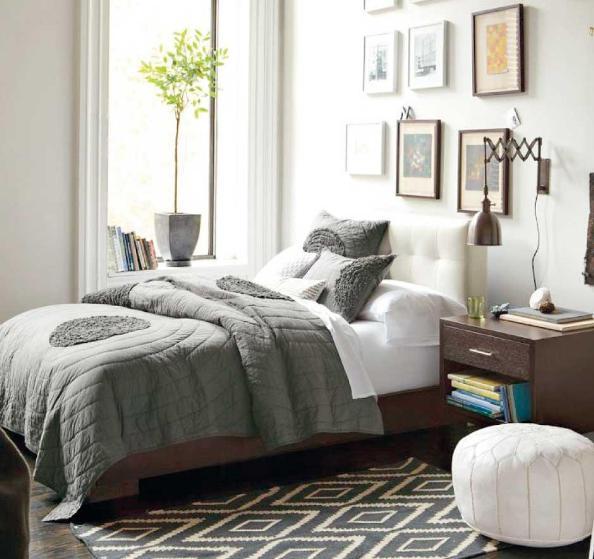 C mo dise ar un dormitorio confortable y armonioso - Disenar un dormitorio ...