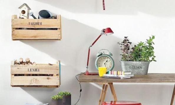 Reciclado de cajones de fruta - Reciclar cajones de madera ...