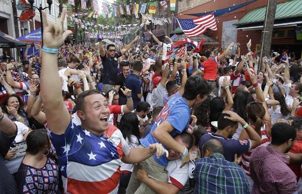 El Mundial de Brasil rompe récord de audiencia en Estados Unidos