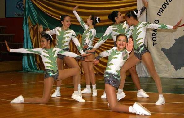 El Provincial tuvo el éxito en las coreografías